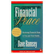 Financial Peace: Restoring Financial Hope To You And Your Family By - EE693719