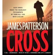 Cross Alex Cross By Patterson James Fernandez Peter J Reader Sanders - EE693741
