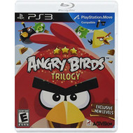 Angry Birds Trilogy For PlayStation 3 PS3 - EE693793