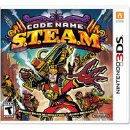 Code Name: Steam For 3DS Strategy With Manual and Case - EE693819