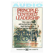 Principle Centered Leadership By Stephen R Covey On Audio Cassette - EE693831