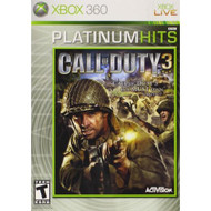 Call Of Duty 3 For Xbox 360 COD Shooter - EE693876