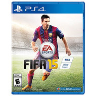 FIFA 15 For PlayStation 4 PS4 Soccer - EE693902