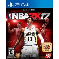 NBA 2K17 Standard Edition For PlayStation 4 PS4 Basketball - EE693903