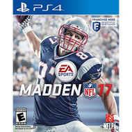 Madden NFL 17 Standard Edition For PlayStation 4 PS4 Football - EE693904