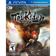 Toukiden: The Age Of Demons PlayStation Vita For Ps Vita Fighting - EE693910