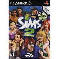 The Sims 2 For PlayStation 2 PS2 Racing - EE693916