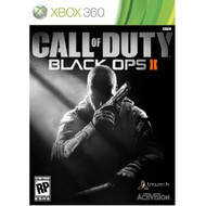 Call Of Duty: Black Ops II For Xbox 360  COD Shooter - EE693961