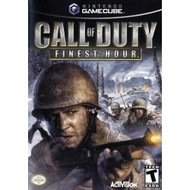 Call Of Duty: Finest Hour For GameCube COD - EE693981
