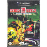Eighteen Wheeler American Pro-Trucker For GameCube 18 Racing - EE693985