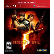 Resident Evil 5 For PlayStation 3 PS3 - EE693990