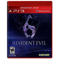 Resident Evil 6 For PlayStation 3 PS3 Shooter - EE694000