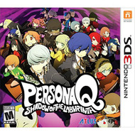 Persona Q: Shadow Of The Labyrinth Nintendo Standard Edition For 3DS - EE694007