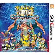 Pokemon Super Mystery Dungeon Nintendo Standard Edition For 3DS RPG - EE694009
