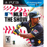 MLB 13 The Show For PlayStation 3 PS3 Baseball - EE694022