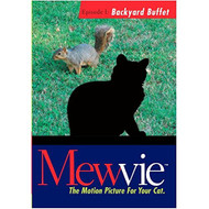 Mewvie The Motion Picture For Your Cat: Episode 1 Backyard Buffet On - EE694047