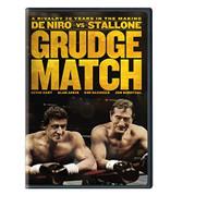 Grudge Match On DVD With Robert De Niro Comedy - EE694049