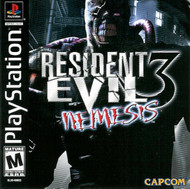 Resident Evil 3: Nemesis For PlayStation 1 PS1 Shooter - EE694066