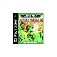 Army Men: Sarge's Heroes 2 For PlayStation 1 PS1 - EE694069