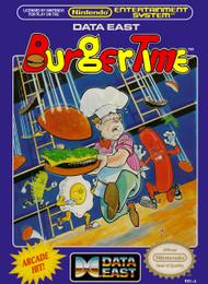 Burgertime For Nintendo NES Vintage - EE694100