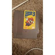 Super Mario Bros 3 For Nintendo NES Vintage - EE694106