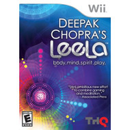 Deepak Chopra's Leela For Wii Strategy With Manual and Case - EE694140