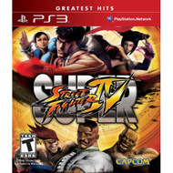 Super Street Fighter IV For PlayStation 3 PS3 Fighting - EE694186