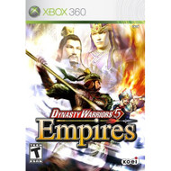 Dynasty Warriors 5: Empires For Xbox 360 Strategy - EE694205