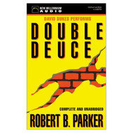 Double Deuce By Parker Robert B Dukes David Narrator On Audio Cassette - EE694380