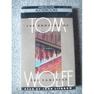 Bonfire Of The Vanities By Tom Wolfe On Audio Cassette - EE694389