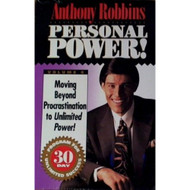Anthony Robbins Personal Power! #6 Moving Beyond Procrastination To - EE694392