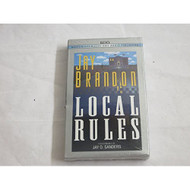 Local Rules By Jay Brandon On Audio Cassette - EE694400