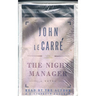 The Night Manager By John Le Carre On Audio Cassette - EE694406