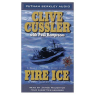 Fire Ice By Cussler Clive Kemprecos Paul On Audio Cassette - EE694412