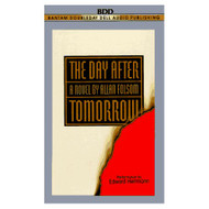 The Day After Tomorrow By Folsom Allan Hermann Edward Reader On Audio - EE694417