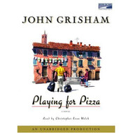 Playing For Pizza By John Grisham On Audio Cassette - EE694445
