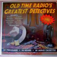 Old Time Radio's Greatest Detectives By Original Radio Broad On Audio - EE694526