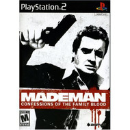 Made Man: Confessions Of The Family Blood For PlayStation 2 PS2 - EE694566
