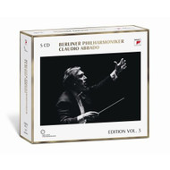 Edition Vol 3 By Claudio Abbado On Audio CD Album 2008 - EE694617
