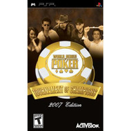World Series Of Poker Tournament Of Champions Sony For PSP UMD - EE694642