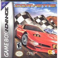 Corvette For GBA Gameboy Advance Racing - EE694650