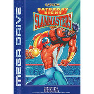 Saturday Night Slam Masters For Sega Genesis Vintage - EE694655