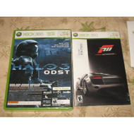 Halo 3: ODST And Forza Motorsport 3 X-Box 360 Combo Pack For Xbox 360 - EE694685