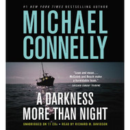 A Darkness More Than Night Harry Bosch By Connelly Michael Beck - EE694734