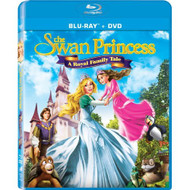 Swan Princess: A Royal Family Tale On Blu-Ray With Yuri Lowenthal - EE694752