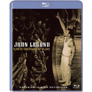 John Legend Live At The House Of Blues Blu-Ray On Blu-Ray - EE694766