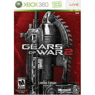 Gears Of War 2 Limited Edition Xbox 360 For Xbox 360 Shooter - EE694771