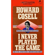 I Never Played The Game By Howard Cosell Peter Bonventre Howard - EE694865