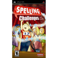 Spelling Challenges And More Sony For PSP UMD - EE694899