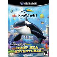 Seaworld Adventure Parks Shamu's Deep Sea Adventure For GameCube With - EE694905